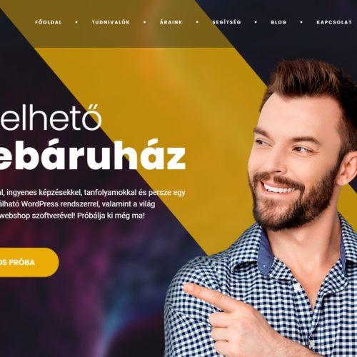 Bérelhető webáruház, havidíjas webshop tudnivalók